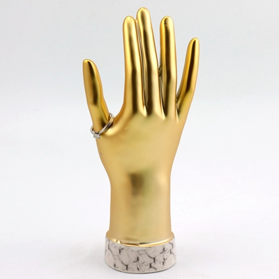 Hand Shaped Ring Holder